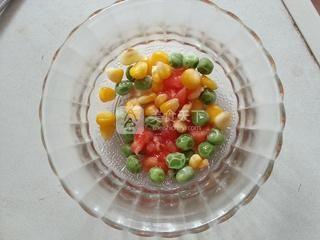 茶香虾仁番茄盅的做法步骤:5