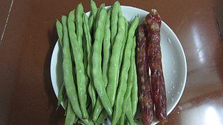 四季豆的做法步骤:1