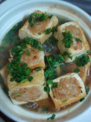 东江酿豆腐的做法图解14