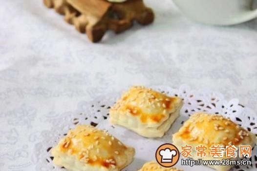 粤式叉烧酥的做法