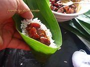 叉烧肉粽的做法步骤:7