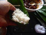 叉烧肉粽的做法步骤:8