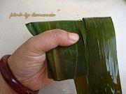 叉烧肉粽的做法步骤:11