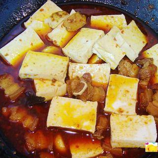 红烧千叶豆腐的做法