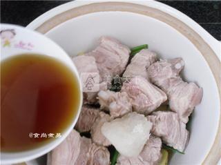 东坡肉的做法步骤:8