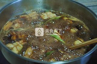 东坡肉的做法步骤:14