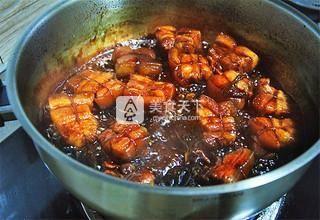 东坡肉的做法步骤:15