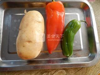 凉拌土豆片的做法