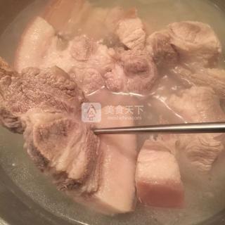 江南特产~嵊州糟肉的做法步骤:3