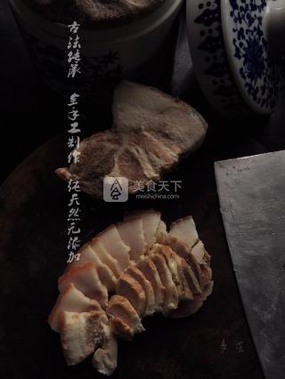 江南特产~嵊州糟肉的做法步骤:14