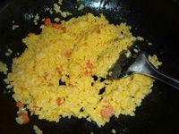 家常蛋炒饭的做法步骤:6