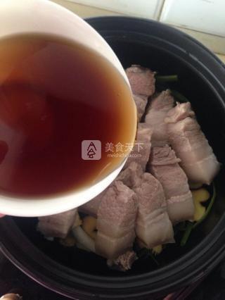 东坡肉的做法步骤:7
