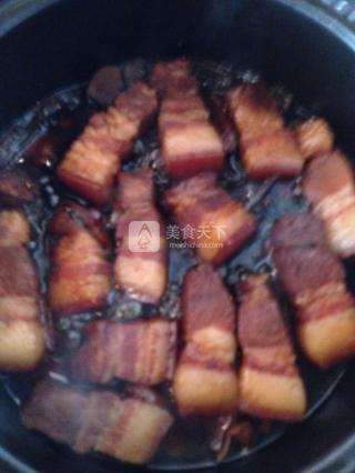 东坡肉的做法步骤:12