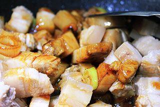 江湖味道红烧肉(东坡肉)的做法步骤:8