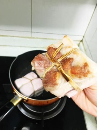 秘制东坡肉的做法步骤:5