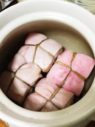 秘制东坡肉的做法步骤:6