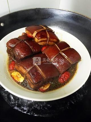 秘制东坡肉的做法步骤:15