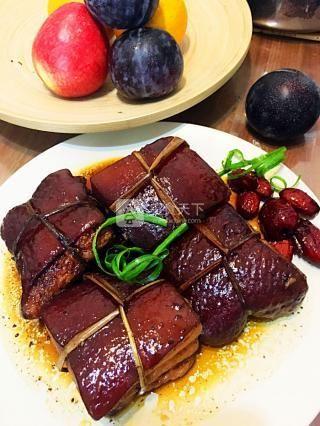 秘制东坡肉的做法步骤:18
