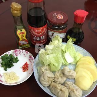 饺子汤的做法图解步骤