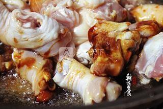 新疆大盘鸡的做法步骤:5