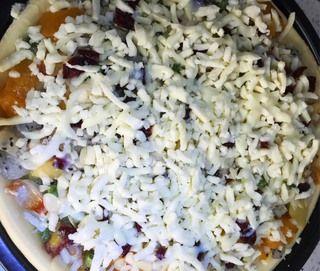 水果披萨的做法步骤:7