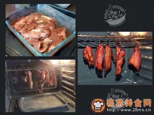 家庭挂炉版自制叉烧肉的做法