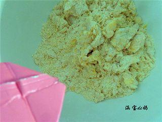 香酥奶香玉米饼的做法步骤:8