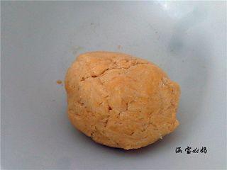 香酥奶香玉米饼的做法步骤:9