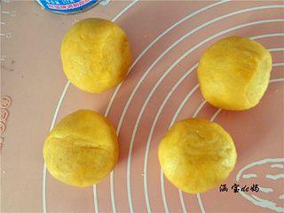 香酥奶香玉米饼的做法步骤:11