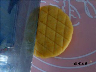 香酥奶香玉米饼的做法步骤:12