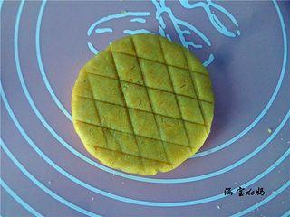 香酥奶香玉米饼的做法步骤:13