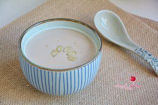 南瓜籽核桃豆浆的做法步骤:7