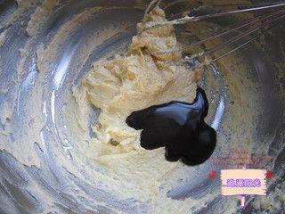 巧克力墨西哥面包的做法步骤:6