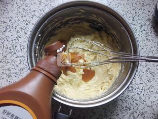 香蕉核桃磅蛋糕的做法步骤:5