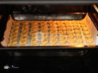 花生核桃酥的做法步骤:8