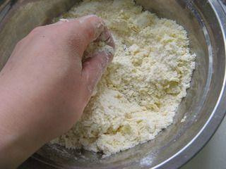 核桃酸奶马芬的做法步骤:3