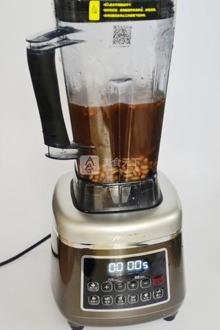 核桃红枣豆浆的做法步骤:5