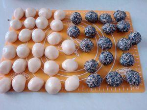 五仁月饼的做法步骤:8