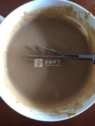 黑糖红枣发糕的做法步骤:5