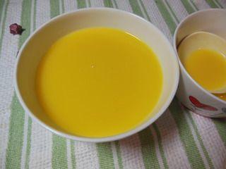 玉米南瓜羹的做法步骤:8