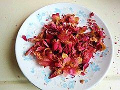 玫瑰花豆浆的做法步骤:3