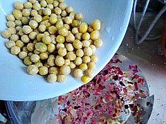 玫瑰花豆浆的做法步骤:5