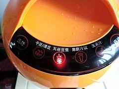 玫瑰花豆浆的做法步骤:6