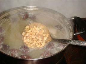 尾骨煲猪菜谱的做黄豆渔家法院图片
