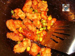 什锦三文鱼米粒的做法