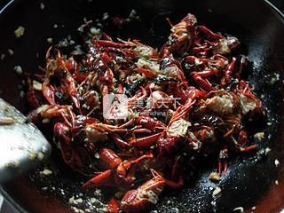 香辣小龙虾的做法步骤:6