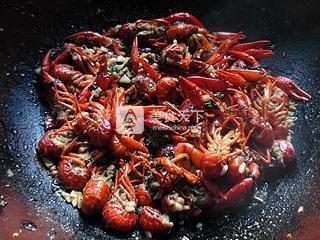 香辣小龙虾的做法步骤:8
