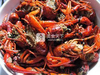 香辣小龙虾的做法步骤:9