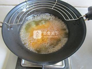 爆浆鸡排的做法步骤:12