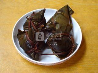 香煎粽子的做法步骤:1